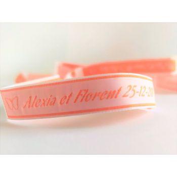 Bracelet tissé 15mm (jusqu'à 3 lignes)